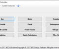 Electrc 2020 NEC Calculator Trial Screenshot 0