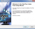 Xvid Plus Codec Pack Screenshot 0