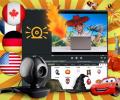 SplitCam Webcam Software Screenshot 0