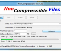 NonCompressibleFiles Screenshot 0