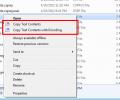 Copy Text Contents Screenshot 0
