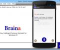 Braina Speech Recognition Software Screenshot 0