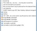 Clipdiary Free Screenshot 1