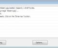 Outguess Rebirth steganography Screenshot 0